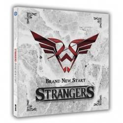 "STRANGERS - Digipack ""Brand New Start"""