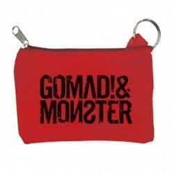 "GOMAD! & MONSTER - Monedero/llavero ""Gomad! & Monster"""