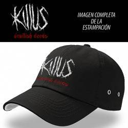 "KILLUS - Gorra ""Logo Devilish Deeds"""
