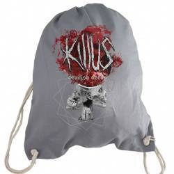 "KILLUS - Mochila ""Portada Devilish Deeds"""