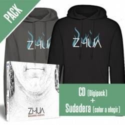 "ZHUA - PACK [CD ""Macabro Vodevil"" + SUDADERA]"