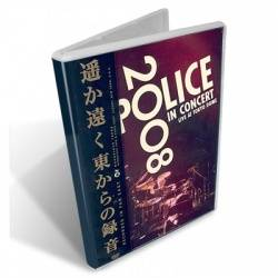 "THE POLICE - DVD ""In Concert 2008"""