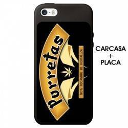 "PORRETAS - Funda de Iphone ""La Vamos a liar"""