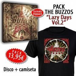 "ESTIRPE - PACK [CD ""Neurasia"" + CAMISETA]"