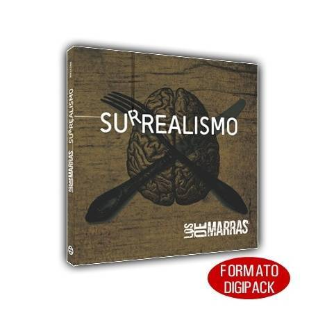 "LOS DE MARRAS- Digipack ""Surrealismo"""
