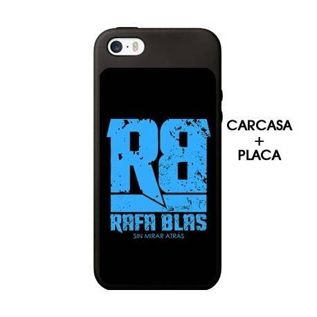 "RAFA BLAS - Funda de Iphone ""RB"""