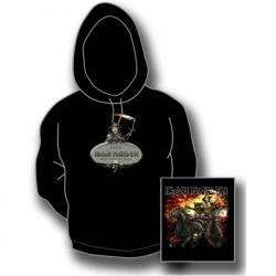 IRON MAIDEN - Sudadera 'Death On The Road'