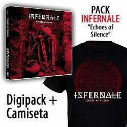 "INFERNALE - PACK [CD ""Echoes Of Silence"" + CAMISETA]"