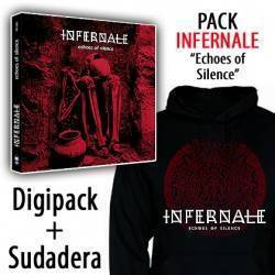 "INFERNALE - PACK [CD ""Echoes Of Silence"" + SUDADERA]"