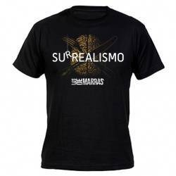 "LOS DE MARRAS - Camiseta ""Surrealismo"""