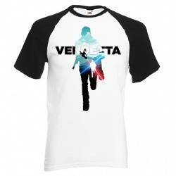 "VENDETTA - Camiseta ranglan ""Bother"""