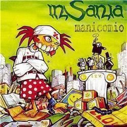 "INSANIA - CD ""Manicomio"""
