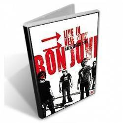 "BON JOVI - DVD ""Live in New York"""