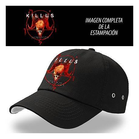 "KILLUS - Gorra ""Imperator"""