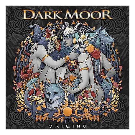 "DARK MOOR - CD ""Origins"""