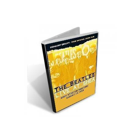 "THE BEATLES - DVD ""Live At The Shea"""
