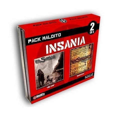 PACK INSANIA