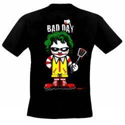 "BAD DAY - Camiseta ""Killer Food"""